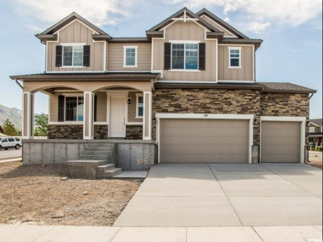 Single Family for Sale at 44 N STARSIDE Drive 44 N STARSIDE Drive Unit: 335 Stansbury Park, Utah 84074 United States