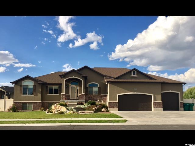 Unifamiliar por un Venta en 4952 W 5000 S Hooper, Utah 84315 Estados Unidos