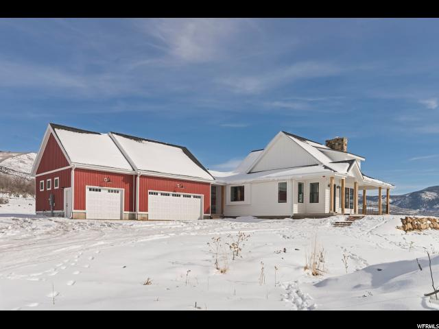 Single Family for Sale at 333 S STARKS Lane 333 S STARKS Lane Unit: 1 Wallsburg, Utah 84082 United States