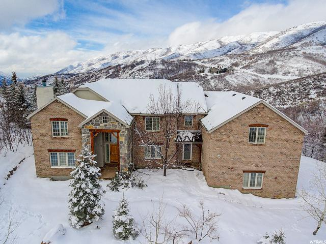 Home for sale at 737 N Freeze Crk, Emigration Canyon, UT  84108. Listed at 925000 with 5 bedrooms, 5 bathrooms and 6,371 total square feet