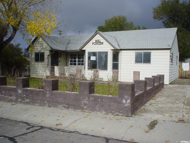 Single Family for Sale at 551 PINION Sunnyside, Utah 84539 United States