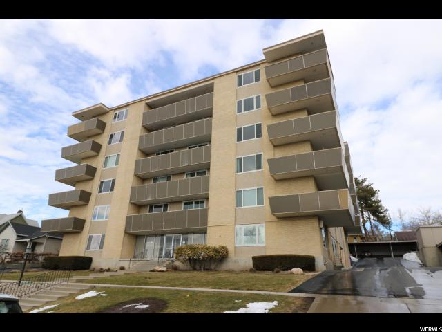 Home for sale at 521 E Fifth Ave #602, Salt Lake City, UT 84103. Listed at 159900 with 1 bedrooms, 1 bathrooms and 708 total square feet