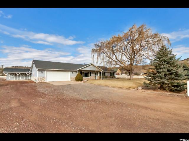 Single Family for Sale at 152 S PIONEER Circle Brookside, Utah 84782 United States