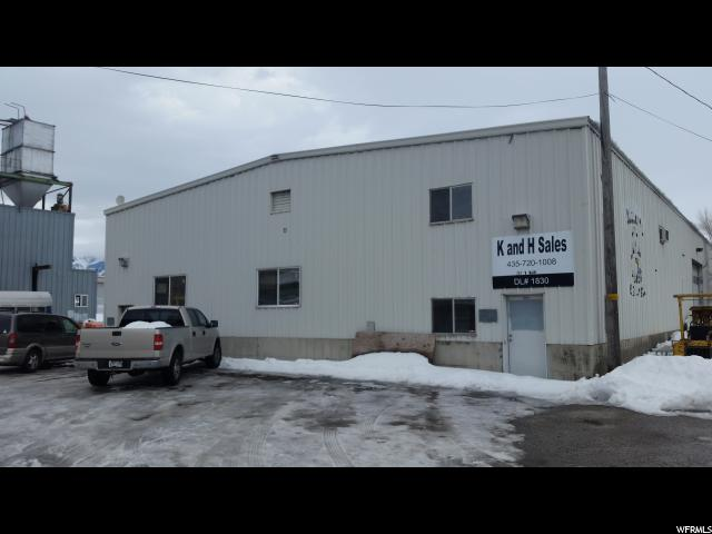 Commercial for Sale at 267 W MAIN Street Tremonton, Utah 84337 United States