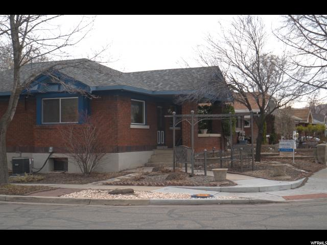 Home for sale at 2198 S 600 East, Salt Lake City, UT  84106. Listed at 244900 with 3 bedrooms, 1 bathrooms and 1,416 total square feet