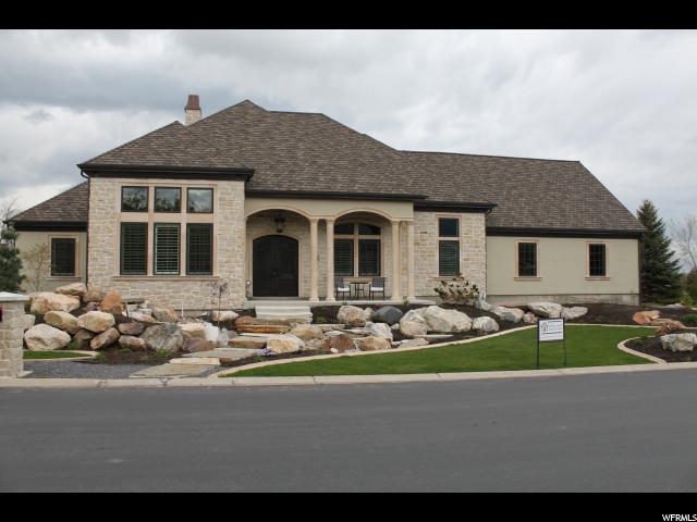 单亲家庭 为 销售 在 3861 S 280 W 尼布利, 犹他州 84321 美国