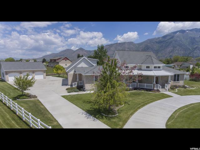 Single Family for Sale at 4260 W 9460 N Elwood, Utah 84337 United States