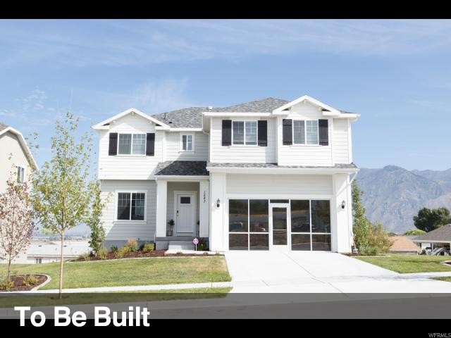 Single Family for Sale at 1543 E 980 N 1543 E 980 N Unit: 104 Spanish Fork, Utah 84660 United States