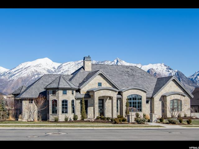 Single Family for Sale at 11302 N NORMANDY WAY Highland, Utah 84003 United States