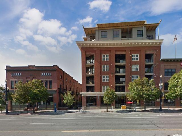 Home for sale at 328 W 200 South #410, Salt Lake City, UT  84101. Listed at 317500 with 2 bedrooms, 1 bathrooms and 954 total square feet