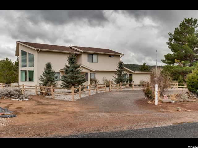 Один семья для того Продажа на 1377 W HOMESTEAD Drive Dammeron Valley, Юта 84783 Соединенные Штаты