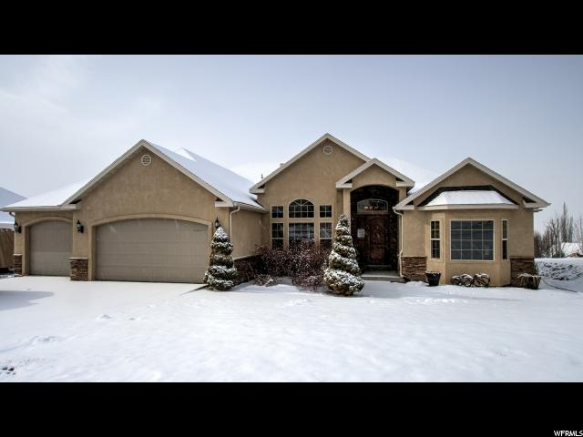 Single Family for Sale at 9237 N CANYON HTS Cedar Hills, Utah 84062 United States
