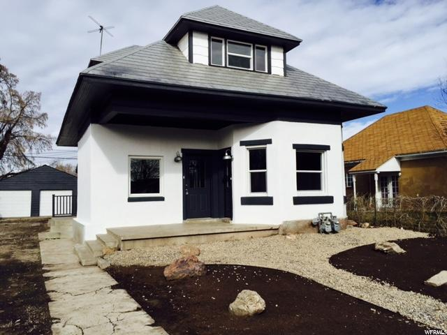Home for sale at 425 E Garfield, Salt Lake City, UT  84105. Listed at 389000 with 3 bedrooms, 2 bathrooms and 1,875 total square feet