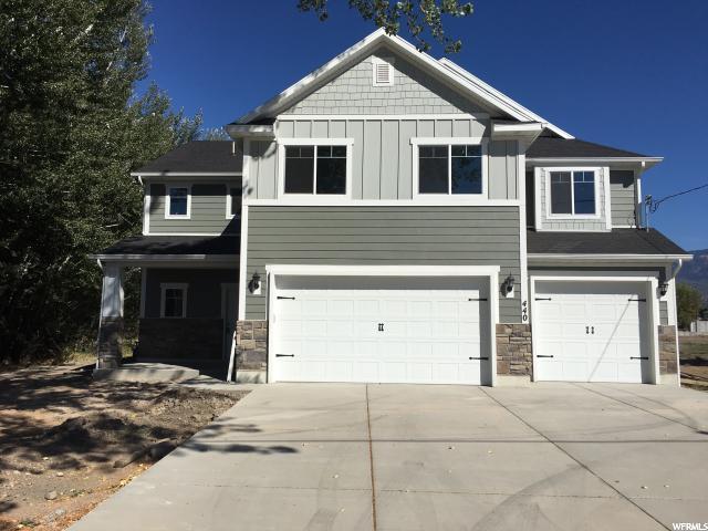 单亲家庭 为 销售 在 440 N 1100 W West Bountiful, 犹他州 84087 美国