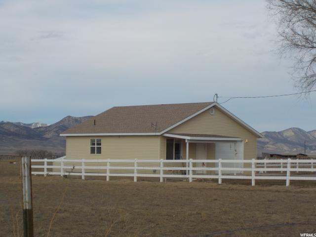 Single Family for Sale at 1266 S MAIN Centerfield, Utah 84622 United States