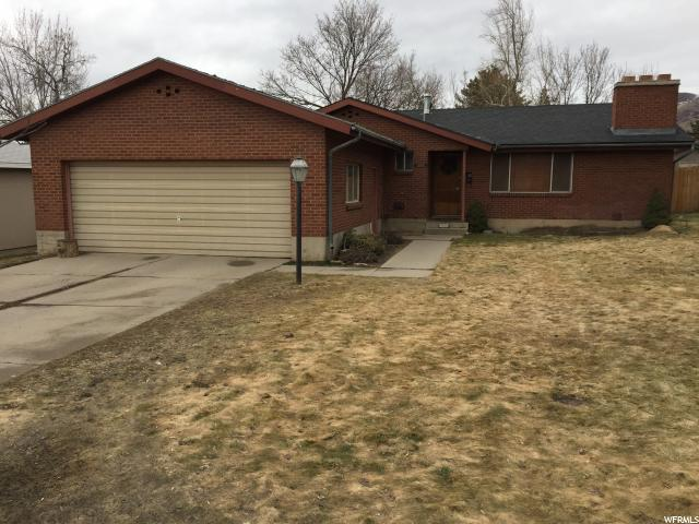 Home for sale at 3205 E 3900 South, Millcreek, UT  84124. Listed at 309900 with 3 bedrooms, 2 bathrooms and 1,720 total square feet