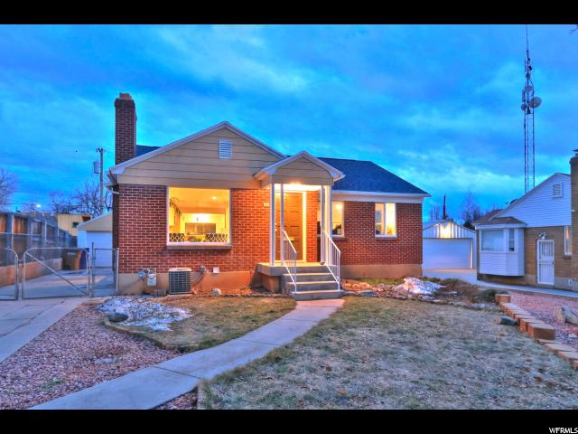 Home for sale at 2238 E Downington Ave, Salt Lake City, UT  84108. Listed at 489500 with 4 bedrooms, 2 bathrooms and 2,180 total square feet