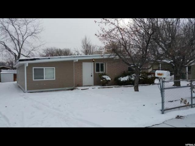 Single Family for Sale at 3175 S 4300 W West Valley City, Utah 84120 United States