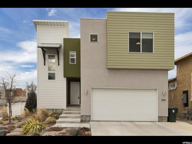 Home for sale at 323 E Terra Sol Dr, Salt Lake City, UT  84115. Listed at 385000 with 4 bedrooms, 4 bathrooms and 2,689 total square feet