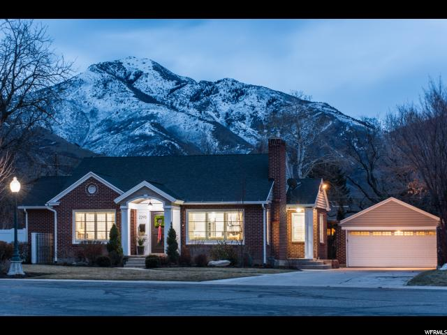 Home for sale at 2295 S 2000 East, Salt Lake City, UT  84106. Listed at 625000 with 3 bedrooms, 2 bathrooms and 2,540 total square feet