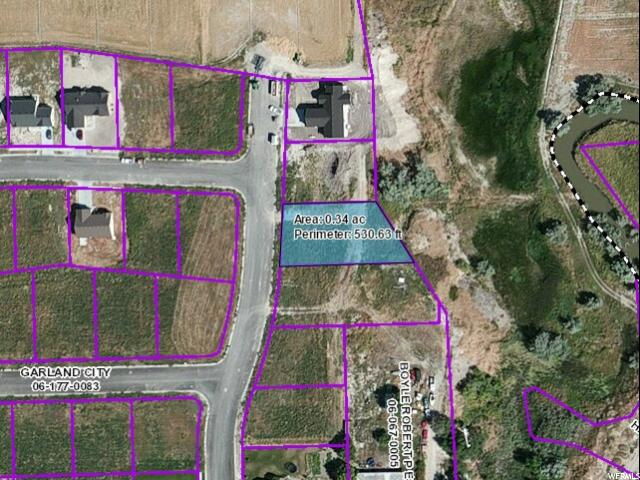 Land for Sale at 1273 S 600 E 1273 S 600 E Garland, Utah 84312 United States