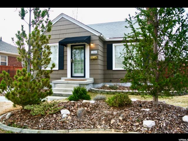 Home for sale at 1544 E Westminster Ave, Salt Lake City, UT  84105. Listed at 459900 with 3 bedrooms, 2 bathrooms and 1,920 total square feet