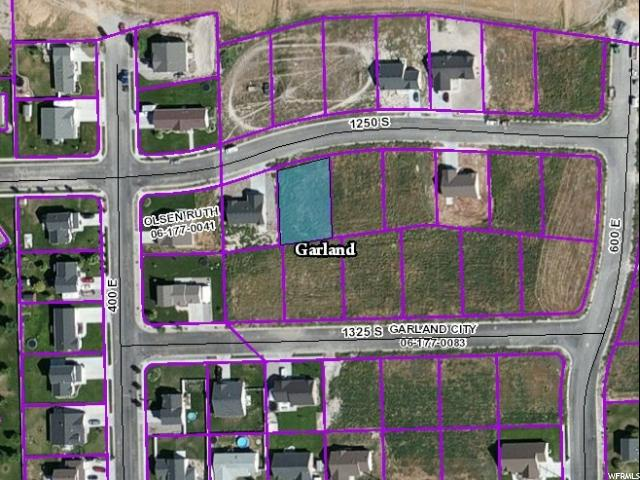 Land for Sale at 472 E 1250 S 472 E 1250 S Garland, Utah 84312 United States
