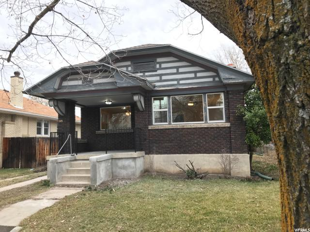 Home for sale at 965 S 300 East, Salt Lake City, UT  84111. Listed at 295000 with 3 bedrooms, 2 bathrooms and 1,734 total square feet