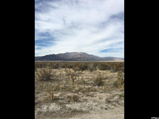 Land for Sale at 1640 N 16000 W Fairfield, Utah 84013 United States
