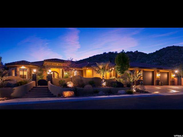 Single Family for Sale at 191 E GRAND TETON Street Toquerville, Utah 84774 United States