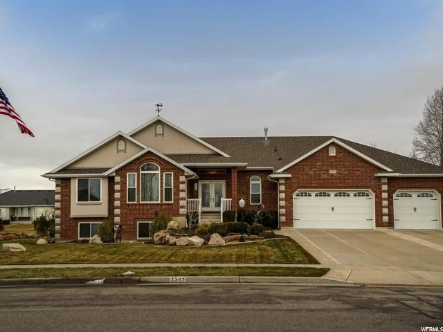 Single Family for Sale at 1343 S 2450 W Syracuse, Utah 84075 United States