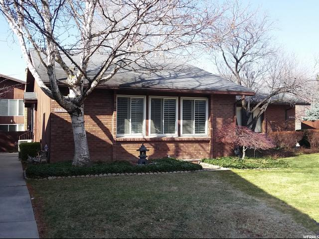 Home for sale at 3385 S Honeycut Rd #B, Salt Lake City, UT 84106. Listed at 315000 with 4 bedrooms, 3 bathrooms and 2,200 total square feet