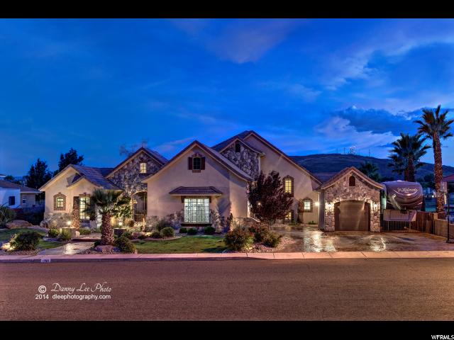 MLS #1430661 for sale - listed by Bob Richards, Keller Williams Realty St George (Success)