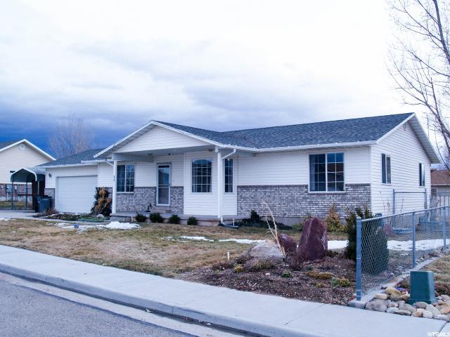 Single Family for Sale at 230 E 200 N Gunnison, Utah 84634 United States