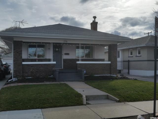 Home for sale at 276 E 1700 South, Salt Lake City, UT  84115. Listed at 329900 with 2 bedrooms, 2 bathrooms and 1,757 total square feet
