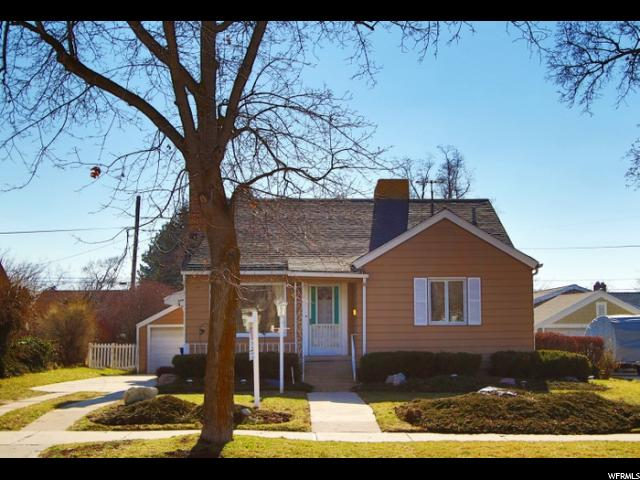 Home for sale at 1562 E Hollywood Ave, Salt Lake City, UT  84105. Listed at 425000 with 3 bedrooms, 2 bathrooms and 2,268 total square feet