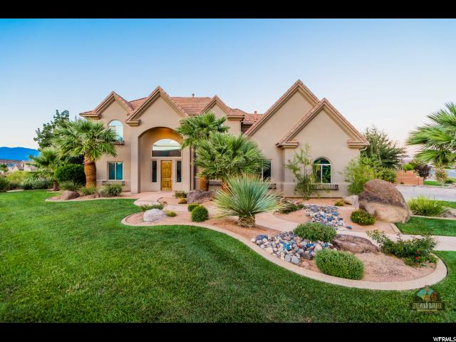 MLS #1430813 for sale - listed by Bob Richards, Keller Williams Realty St George (Success)