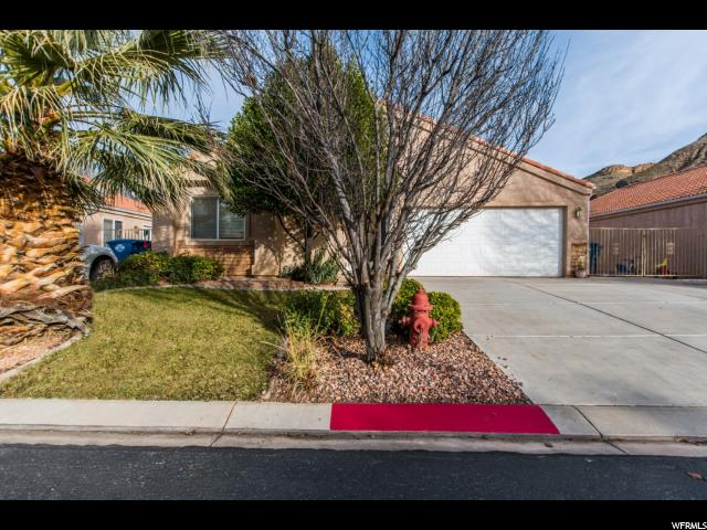 MLS #1430837 for sale - listed by Bob Richards, Keller Williams Realty St George (Success)