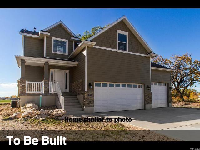 Один семья для того Продажа на 798 S 225 E Willard, Юта 84340 Соединенные Штаты