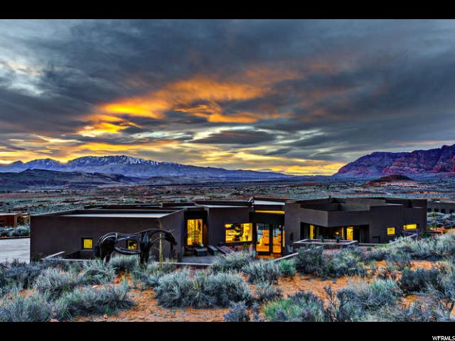 Single Family for Sale at 275 W SHINAVA Drive Ivins, Utah 84738 United States