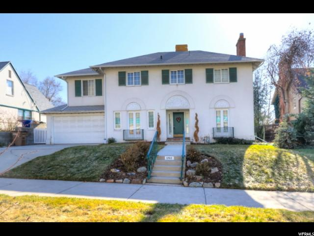 Home for sale at 1252 E 900 South, Salt Lake City, UT  84105. Listed at 489900 with 4 bedrooms, 3 bathrooms and 3,325 total square feet