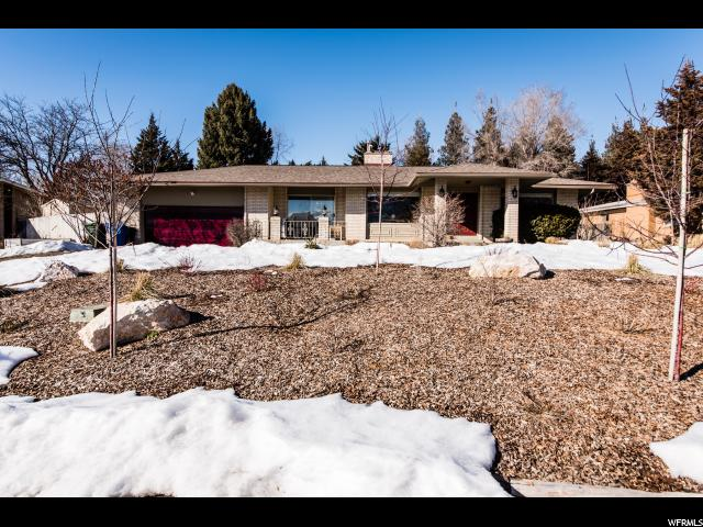 Single Family for Sale at 889 ORCHARD Drive River Heights, Utah 84321 United States