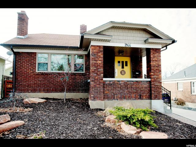 1466 E SHERMAN AVE, Salt Lake City UT 84105