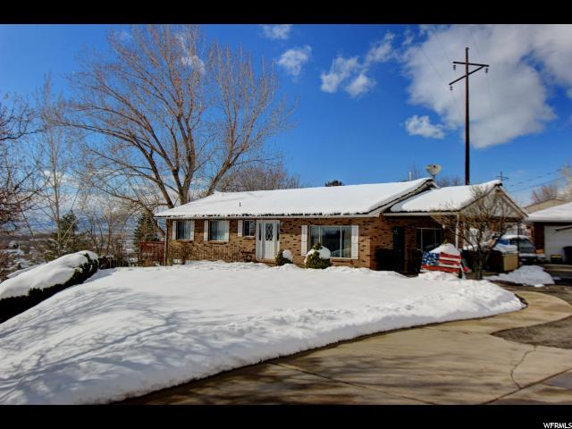 Single Family for Sale at 460 N 880 E Springville, Utah 84663 United States
