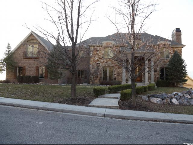 Single Family for Sale at 497 N BALD MOUNTAIN Drive Alpine, Utah 84004 United States