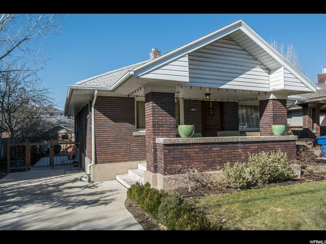 Home for sale at 1400 S 900 East, Salt Lake City, UT  84105. Listed at 449900 with 4 bedrooms, 2 bathrooms and 2,142 total square feet