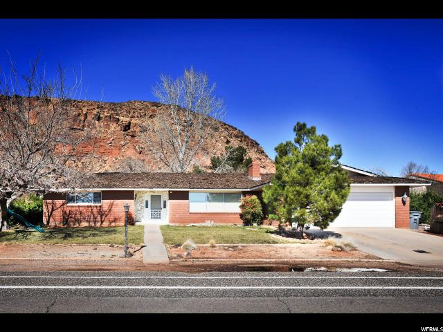 Single Family for Sale at 3330 S BLOOMINGTON Drive Bloomington, Utah 84790 United States
