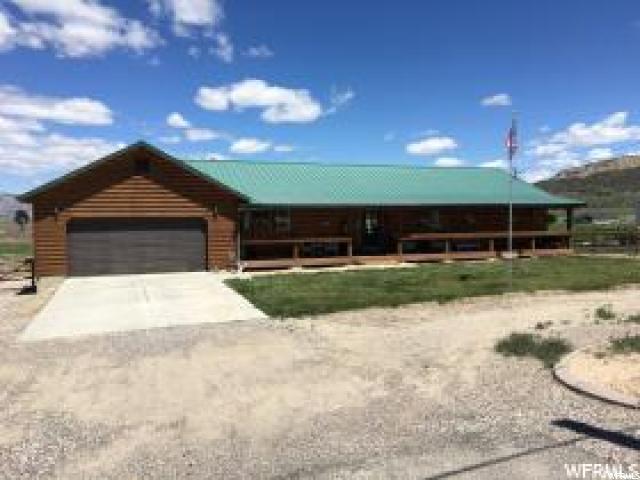单亲家庭 为 销售 在 123 E PALISADE Sterling, 犹他州 84665 美国