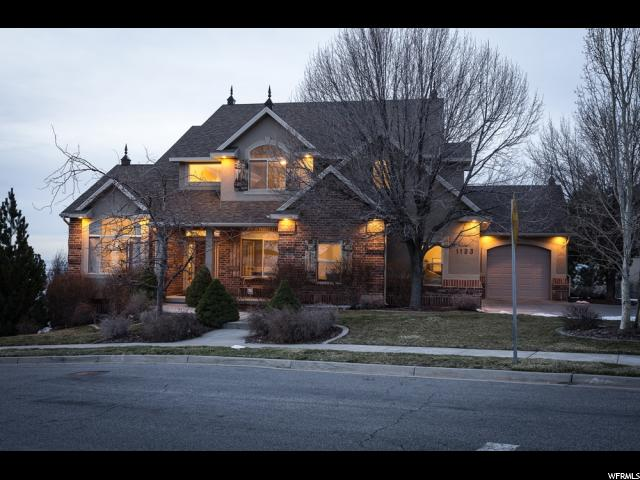Single Family for Sale at 1123 E FAIRWAY Place North Salt Lake, Utah 84054 United States