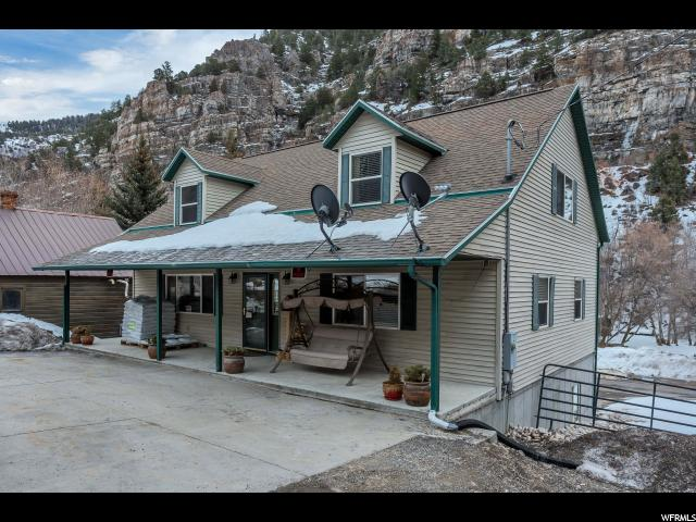 Single Family for Sale at 55 E MAIN Ophir, Utah 84071 United States